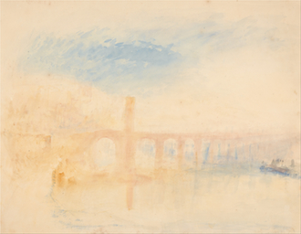 The Moselle Bridge, Coblenz